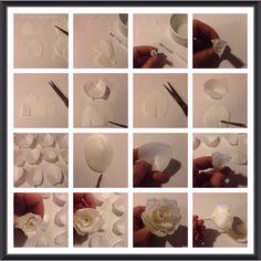 Hallo meine Lieben, heute wie versprochen das Tutorial zur Herstellung von Wafer Paper Rosen. Was ist Wafer Paper ? Alles dazu erfahrt ihr hier ( KLICK ) in meinen ersten Beitrag über dieses tolle …
