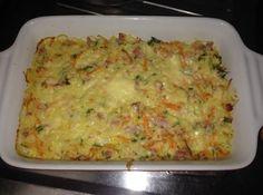 Arroz de Forno - Veja mais em: http://www.cybercook.com.br/receita-de-arroz-de-forno.html?codigo=113378