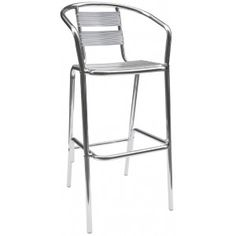 The Parma chair is an aluminum, stacking chair that is perfect for indoor or outdoor use in home and commercial environments. The Parma chair is also available as a dining height chair, with or without armrests. Whether you are looking for a chair to complement your modern décor, or seeking a sturdy option for outdoor use, the Parma chair is an excellent choice.