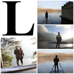 L is for Lake District! Lovely one night getaway with my man! Beautiful walks around Lake Windermere and Lake Ullswater!