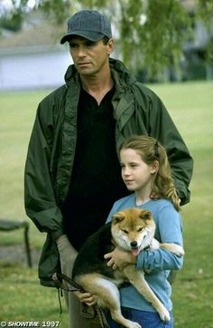 "Jack and Cassie    ""@Stargate_4ever @nigenfran Jack walks up with a Dog, ""We have a rule here on earth, ""Every kid must have a Dog!"""""