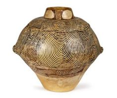 Vessel, Cucuteni (Vorniceni, BC) Muzeul Judeean Botoani click the image or link for more info. Coil Pots, The Lost World, Contemporary Ceramics, Chinese Culture, Ancient Artifacts, Ceramic Clay, Decorating On A Budget, Antique Art, Pottery Art