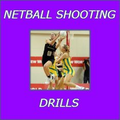 Top Netball Shooting Drills!