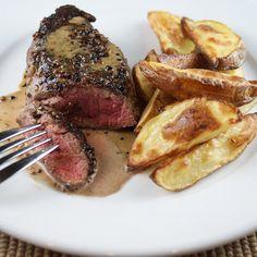 Bistrot Paul Bert Pepper Steak For French Fridays with Dorie