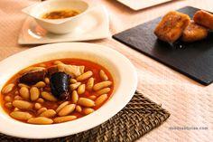 Cocina tradicional y de mercado #Asturias. https://www.desdeasturias.com/asturias/que-ver-y-que-hacer/gastronomia/