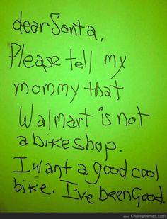 "A whole lotta great bike shops in Little Rock (and Arkansas)! ""Santa, find cool bike shops here (LBS link)"""