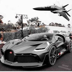 Tausend Likes, 45 Kommentare € . - Bugatti - - New Ideas Luxury Sports Cars, Top Luxury Cars, Exotic Sports Cars, Exotic Cars, Sport Cars, Bugatti Veyron, Bugatti Cars, Lamborghini Cars, Ferrari F40