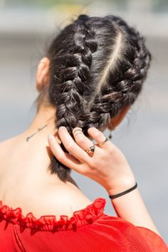 How to braid your lob