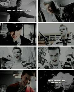 gotham jerome Jerome Gotham, Gotham Tv, Gotham Batman, Gotham Series, Victor Zsasz, Watch The World Burn, Jerome Valeska, Cameron Monaghan, Joker And Harley Quinn