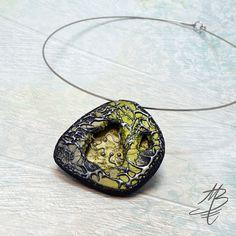 polymer jewelry - Martina Buriánová my technique - Gossamer Filigranes Design, Clay Design, Polymer Clay Crafts, Polymer Clay Jewelry, Craft Sale, Clay Ideas, Tableware, Jewelry Ideas, Addiction