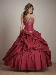 I WILL own a dress like this one day. And I will FIND reasons to wear it!