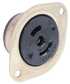Electrical AC Plugs low profile