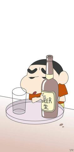 Sinchan Wallpaper, Cartoon Wallpaper Iphone, Iphone Background Wallpaper, Sinchan Cartoon, Doraemon Cartoon, Japanese Characters, Cute Characters, Movie Wallpapers, Cute Cartoon Wallpapers