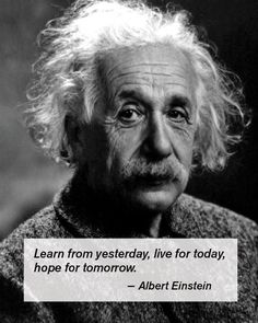 Happy birthday Einstein! Photo credit to DERT