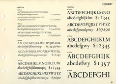 Perpetua was designed by Eric Gill in 1925 and produced as a Monotype font.
