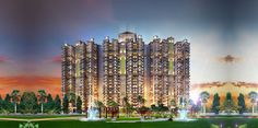 http://www.ajnara-ambrosianoida.co.in/ #AjnaraAmbrosia Residential project located at Sector 118 Noida by Ajnara Group.
