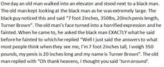 The Story about Turner Brown