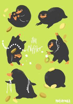 The Niffler!