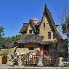 Witch's House Photo - Beverly Hills Pictures - California