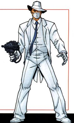 Doctor Nemesis - Real Name: James Nicola Bradley - Powers: Cybernetic/rebuilt replacement eyes, Genetic Anomalies Detection, X-Ray vision, Hyper optics, Biological Enhancement - Joined: Uncanny X-Men #504-505 (January-February, 2009) -  X-Plained: Jeffries is an ex-Alpha Flight member. Bradley helped create the original android Human Torch.