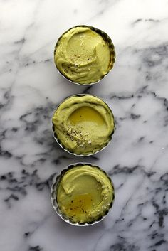 Creamy Avocado Hummus by joy the baker, via Flickr