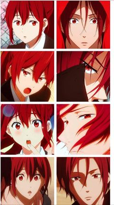 Gou and Rin *-*