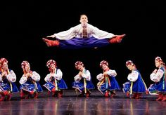 Russian folk dance.