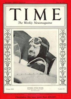 Italo Balbo, 1933