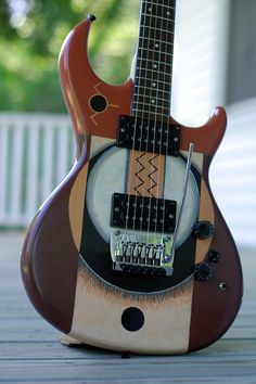 This guitar for is GORGEOUS!!!!