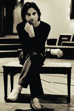Dave Gahan by Anton Corbijn, 2003 Dave Gahan, Depeche Mode Videos, Yellow Sky, Martin Gore, Solo Pics, News Around The World, Latest Music, My Favorite Music, Music Bands