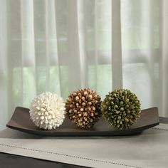 Decorate Tray with Orbs Giftset