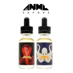 Buy some ANML E-liquid Flavours today - now in 30ml bottles #eliquid #vaping  #RePin by AT Social Media Marketing - Pinterest Marketing Specialists ATSocialMedia.co.uk