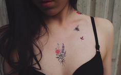 Tatuajes: dime qué tendencia te gusta y deja que Instagram te dé ideas