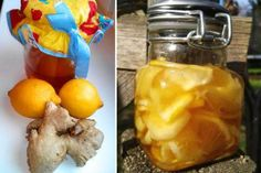 Nakládaný zázvor | recept Home Health, Health Fitness, Health Advice, Health And Wellbeing, Pickles, Health And Beauty, Kimchi, Healthy Living, Food And Drink