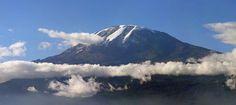 Walk up Mount Kilimanjaro