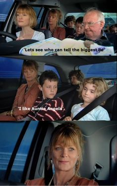 """When Karen threw some serious shade at her own family: 21 Times """"Outnumbered"""" Was Best British TV Show Of All Time British Memes, British Comedy, Funny Quotes, Funny Memes, Hilarious, Film Quotes, Funny Kids, The Funny, Growing Up British"""