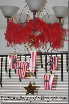 Movie Star Themed Party #party #movie by sadie