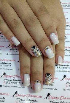 Wonder Nails, Cool Nail Art, All Things Beauty, Nails Inspiration, My Nails, Nail Designs, Salon Ideas, Nail Design, Nail Art