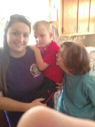 Beth, sick Lane & Munner