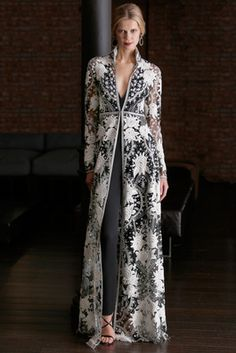 Naeem Khan Resort 2015 Fashion Show: Complete Collection - Style.com