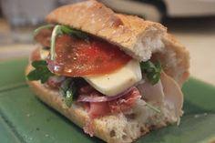 In Your Face! - New Jersey Cuisine - Italian Hero