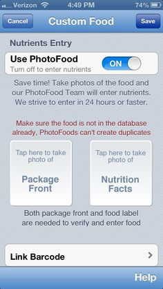 Tips & Tricks for Entering & Correcting Foods in MyNetDiary | MyNetDiary