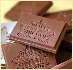 Olive & Sinclair Chocolate Co., Southern Artisan Chocolate