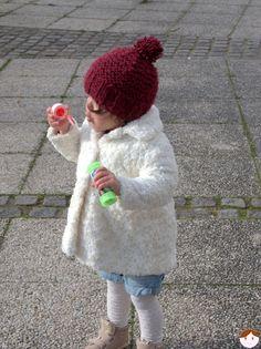 Un bonnet Chunky à tricoter pour ne plus avoir froid aux oreilles