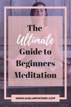 Meditation is a great way to clear your mind and attain peace in your life. If you are new to meditation and want to get started, check out this post. Meditation For Anxiety, Morning Meditation, Meditation For Beginners, Meditation Benefits, Meditation Techniques, Daily Meditation, Chakra Meditation, Meditation Practices, Meditation Music