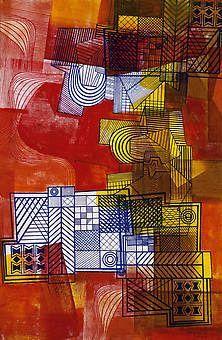 roberto burle marx paintings - Google Search
