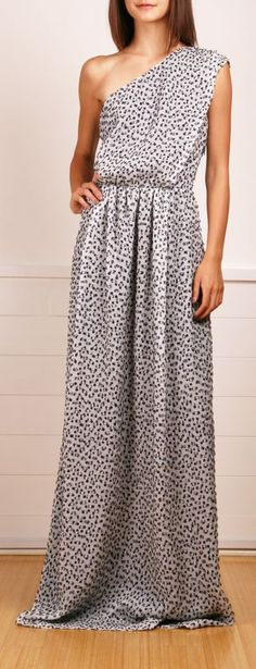 FENDI maxi DRESS: @roressclothes closet ideas women fashion outfit clothing style