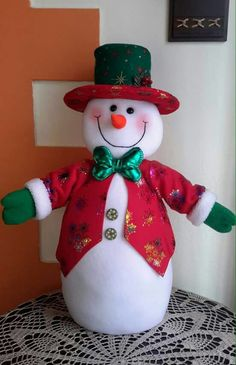 1 million+ Stunning Free Images to Use Anywhere Snowman Crafts, Christmas Projects, Diy And Crafts, Christmas Crafts, Christmas Decorations, Holiday Decor, Merry Christmas, Felt Christmas, Christmas Snowman