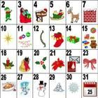 32 Christmas words on a large poster.  These posters makes teaching Christmas vocabulary easier. The numbers on the poster lend to fun activities. ...
