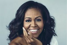 """I had a fun and inspirational conversation with Forever First Lady Michelle Obama today on """"Get Up! Mornings with Erica Campbell! Barack Obama, Sienna Miller, Vanity Fair, Michelle Obama Quotes, First Ladies, Erica Campbell, First Lady Melania, Portraits, Elegant Hairstyles"""
